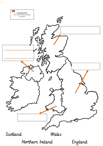 Label a uk map by mandem2014 teaching resources tes gumiabroncs Image collections