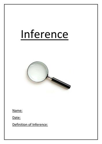 GCSE English Language Practise Inference