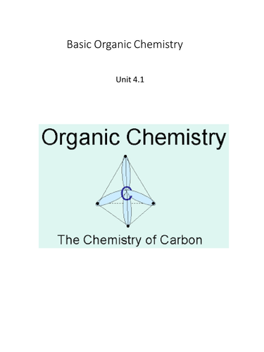 Worksheets Organic Chemistry Nomenclature Worksheet ocr a module 4 basic organic chemistry new spec by chd03 spec