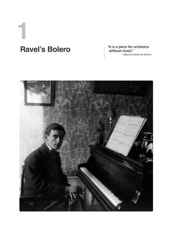 Use Ravel's Bolero to help teach KS2 music
