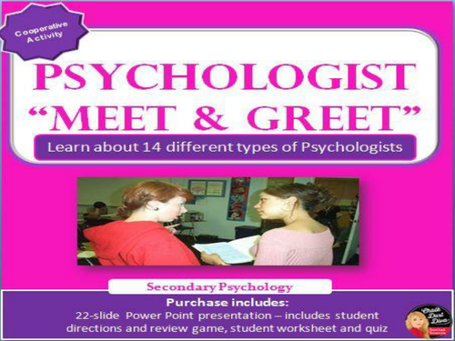 meet and greet teacher activities