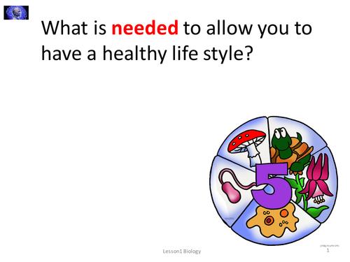 Keeping Healthy /Biology