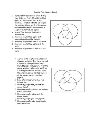 81 Venn Diagram Probability Gcse Diagram Venn Gcse Probability