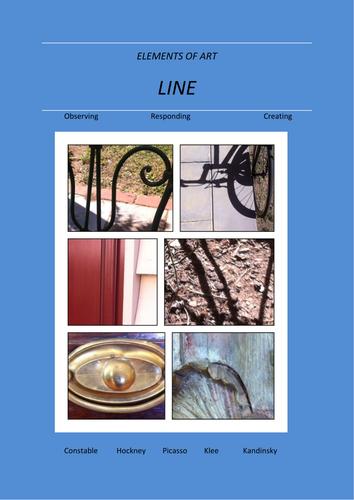 Elements of Art    LINE