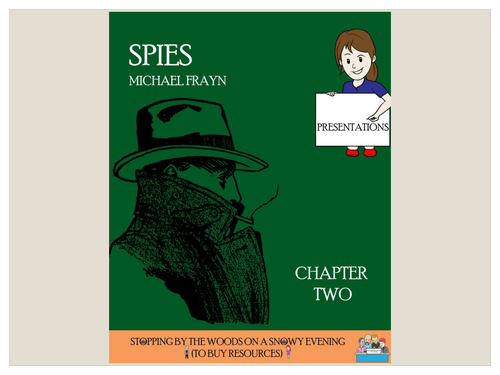 whose reality spies by michael frayn Spies ebook: michael frayn spies kindle edition the change mentioned could metaphorically resemble the time in everybody's childhood when reality overtakes.