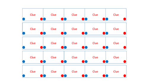 Connect 4 template