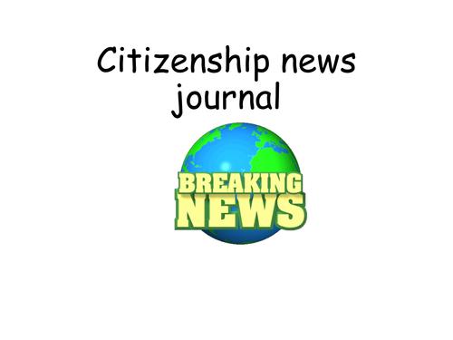 Citizenship news journal