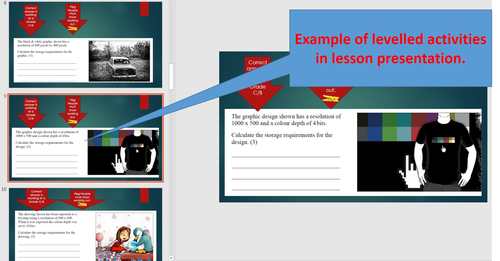 Image  Representation Outstanding Lesson