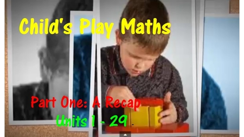 """""""What is Child's Play Maths?"""""""