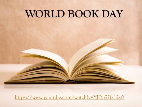 World Book Day trivia