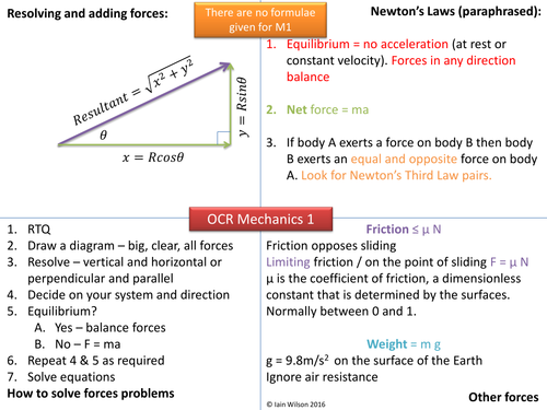 OCR M1 on a page