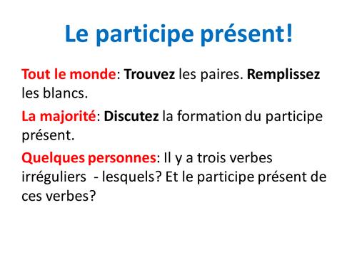 French Stem change er verbs   YouTube READ MORE Essayer de le comprendre le All Tec Builders