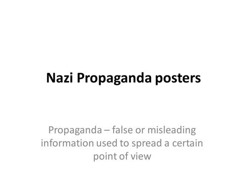 Nazi Germany Propaganda Pack