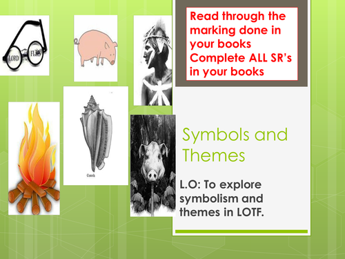 lord of the flies character essay plans by jelach teaching themes and symbols in lord of the flies