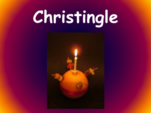 Christingle Assembly, script, hymns and powerpoint