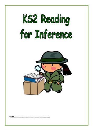 Upper KS2 Reading for Inference Booklet 2