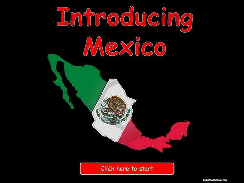 introduction to mexico Mexican culture and history through its national holidays tools email the lesson introduction a celebration of the day of mexico today is the product of.
