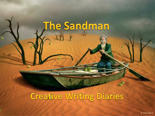 The Sandman - Creative Writing Diaries
