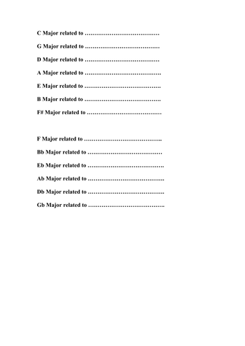 music theory worksheets for grade 5