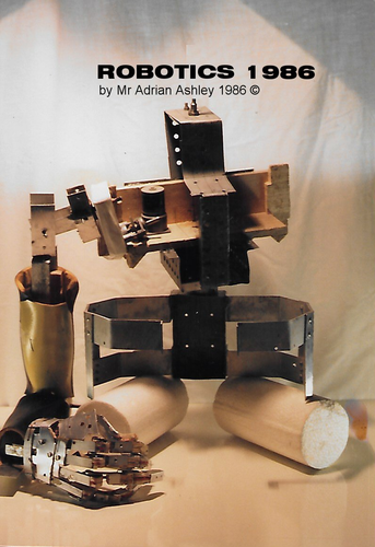 ROBOTIC SYSTEMS DEVELOPMENT 1986