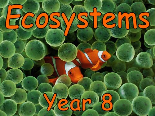 Ecosystems - KS3