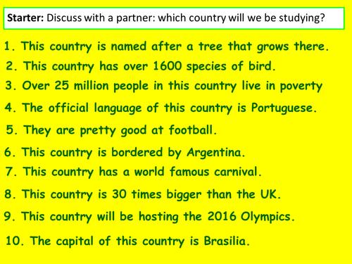 Brazil - rising economic power