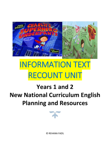 fictional recount Writing non fiction ideas, display materials and printable resources to help your children develop their non fiction writing the recount writing pack.