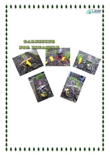 Gardening for Pleasure E1