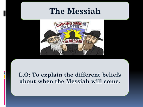 Jewish beliefs about the Messiah