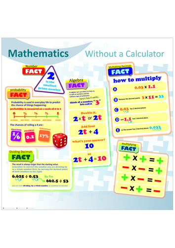 Maths Without a Calculator