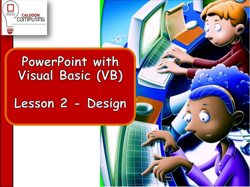 Lesson 2 PowerPoint with Visual Basic