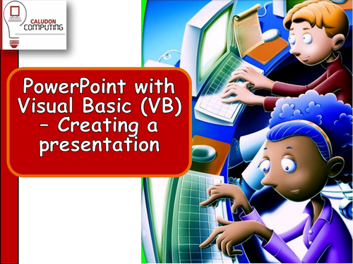Lesson 3 PowerPoint with Visual Basic