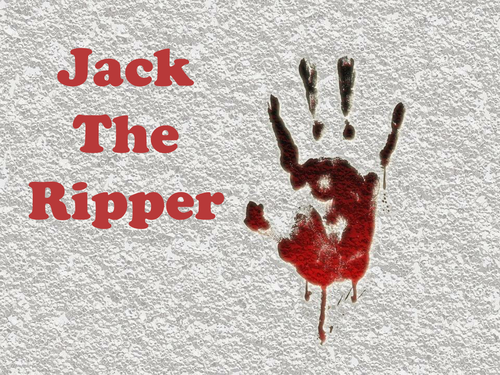 Jack The Ripper (A History Mystery)