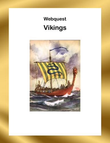 WebQuest: The Vikings