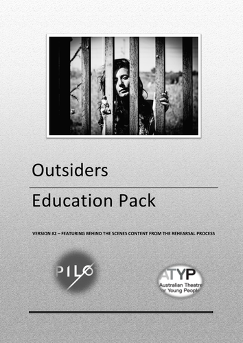 Outsiders Education Pack