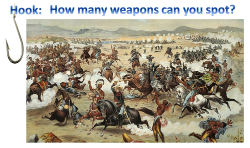 Native American Indians: Weapons and Warfare