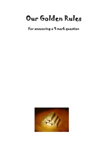 GCSE Medicine Through Time - How to answer an Explain question