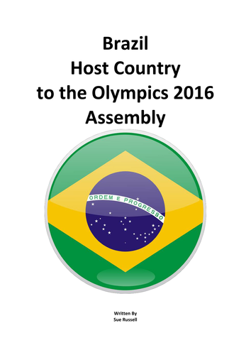 Brazil Host Country to 2016 Olympics Assembly