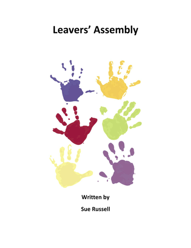 Leavers' Assembly for Year 6s