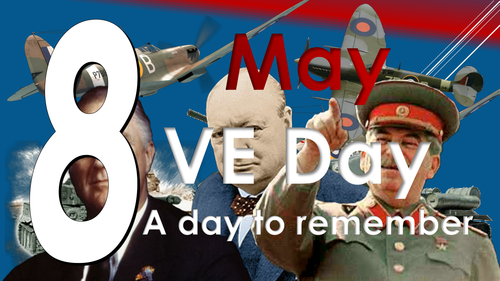 World War Two: VE and VJ Day