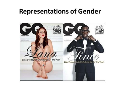 gender roles in advertising