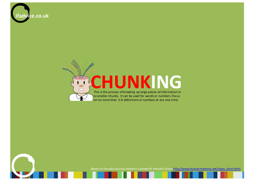 GCSE ICT Chunking Revision Prompts