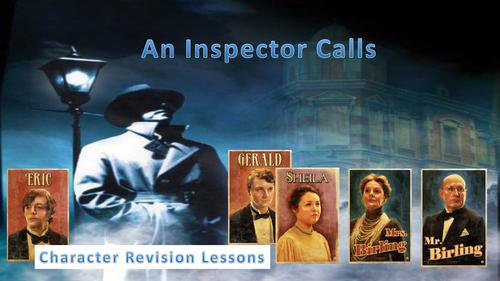 inspector call coursework