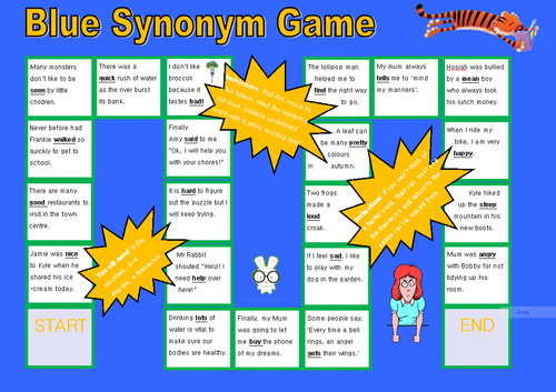 Tiger Literacy-  Board Games for Upper Primary/ Early Secondary