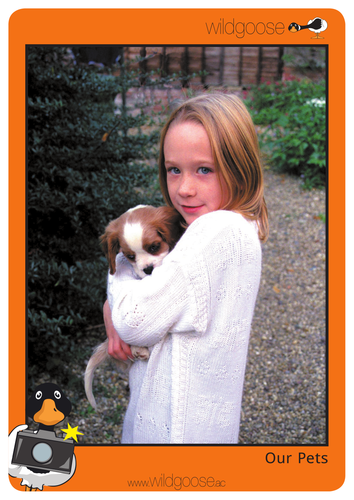 Our Pets Photopack and Teachers' notes