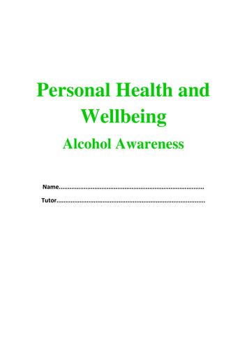 Alcohol Awareness Booklet