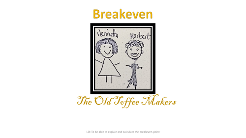 A293 The Breakeven Story
