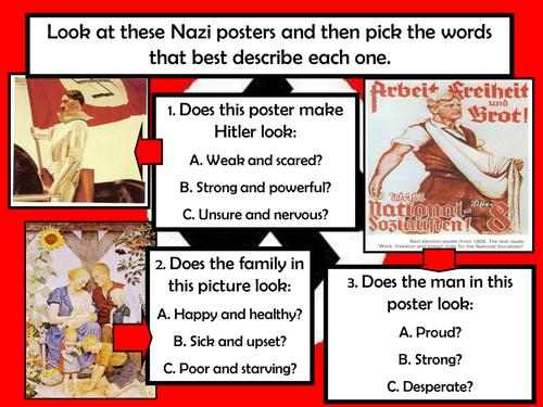 Nazi Germany Propaganda