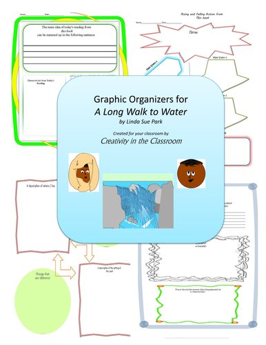 Graphic Organizers forA Long Walk to Water