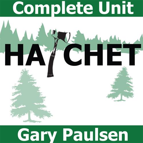 HATCHET Unit Teaching Package (by Gary Paulsen)